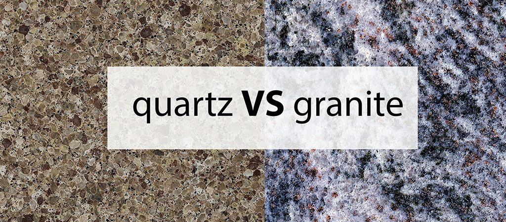 The Difference Between Quartz And Granite Worktops