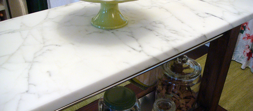 Quartz Carrara Marble