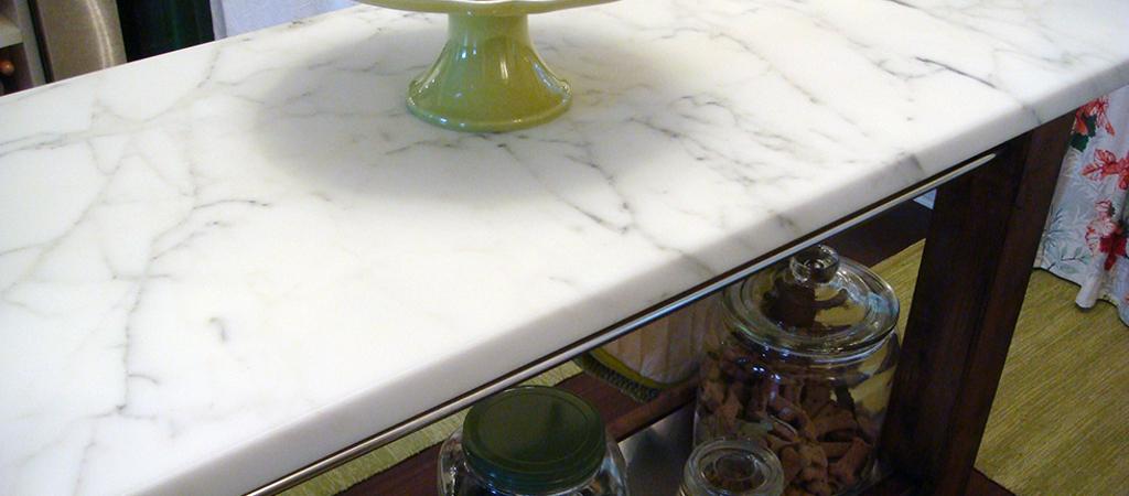 Quartz Carrara Marble