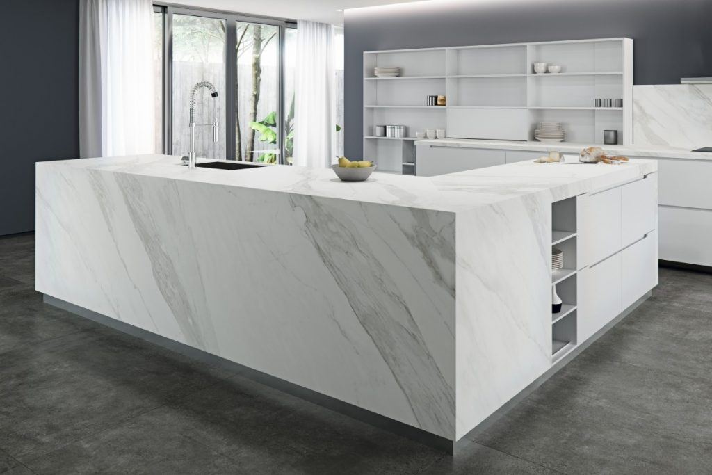 Advantages of Porcelain Kitchen Worktops