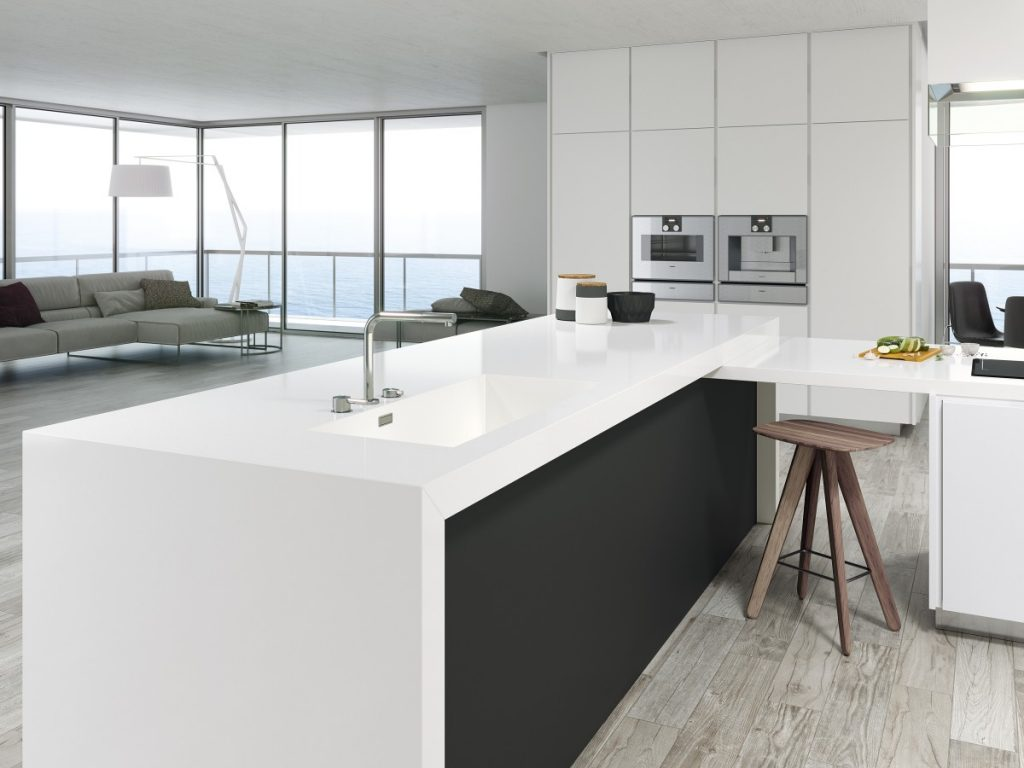 5 Beautiful Porcelain Slab Colours for Worktops