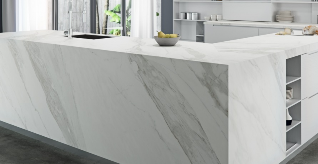Porcelain Slabs for Kitchen Surfaces