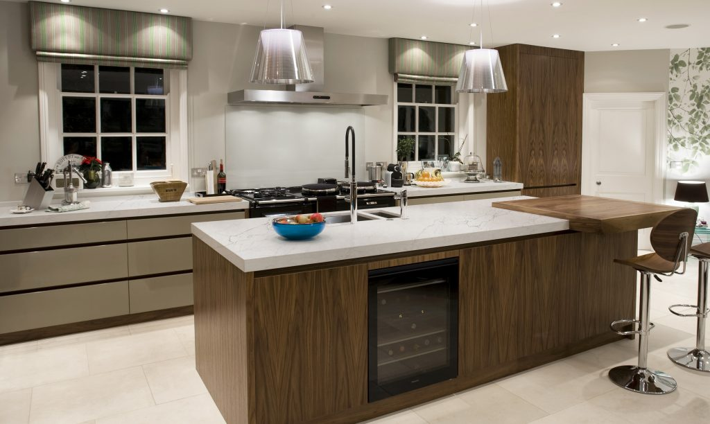 Leros Quartz Kitchen
