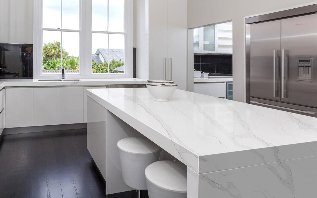5 Beautiful Calacatta Quartz Stone Colours For Kitchen Tops Classicquartzstone Uk